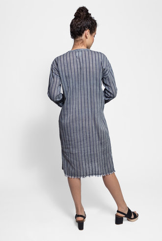 Bsbee Ginger Dress Sinaloa Stripe