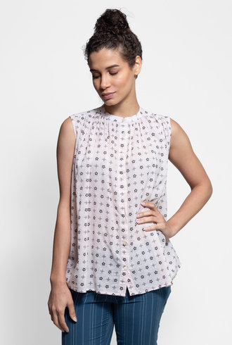 Bsbee Nephi Shirt Gisela Print Shell