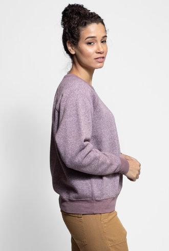 The Great College Sweatshirt Quartz Heather