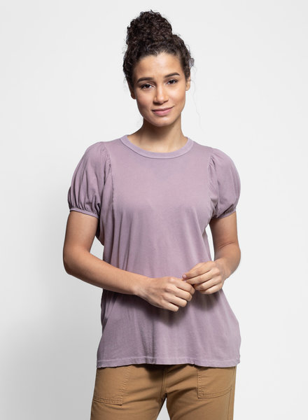 The Great Puff Sleeve Tee Quartz