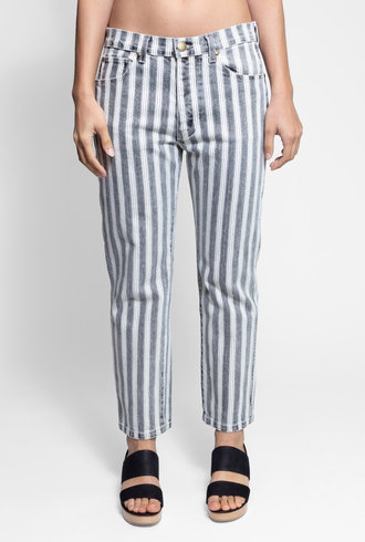 The Great Gent Pant Motor Stripe