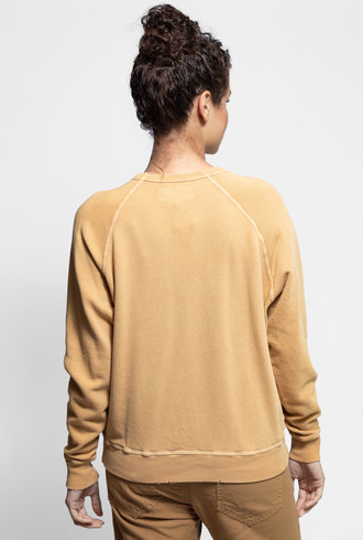 The Great College Sweatshirt Safflower