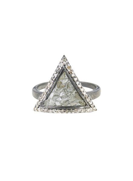 Shana Gulati Daniella Ring Silver