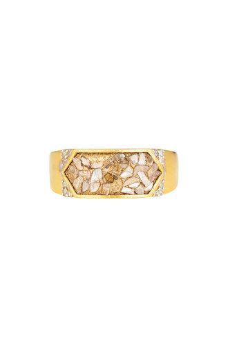 Shana Gulati Arene Ring Gold