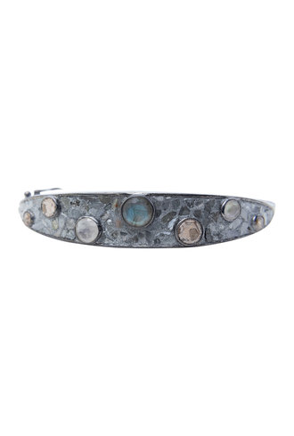 Shana Gulati Nimos Bangle Silver