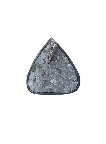 Shana Gulati Kula Ring Silver