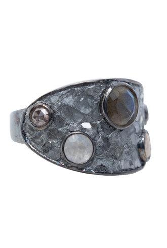Shana Gulati Nimos Ring Silver