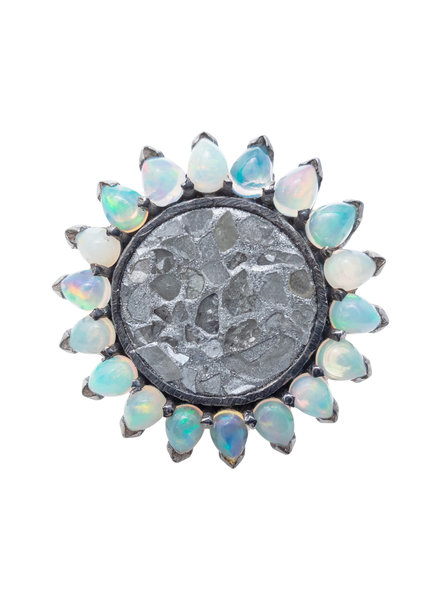 Shana Gulati Cuvier Ring Silver