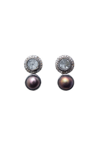 Shana Gulati Baisha Earrings Silver