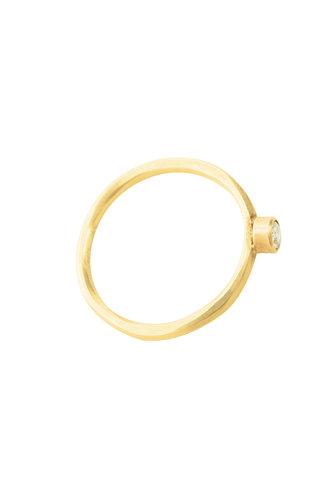 Sarah McGuire Diamond Rose Cut Ring