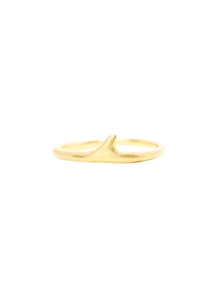 Sarah McGuire Gold Thorn Ring