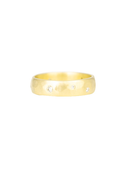 Sarah McGuire Orion Eternity Ring