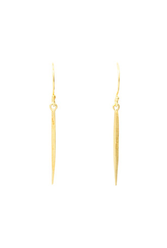 Sarah McGuire Short Icicle Earrings