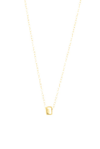 Sarah McGuire Gold Nugget Necklace