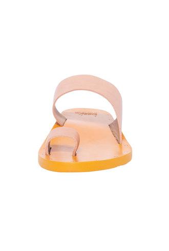 Beek Finch Sandal Natural Saffron