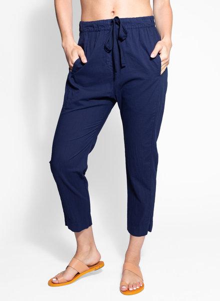 Xirena Draper Pants Marine Blue