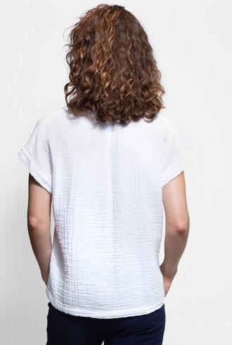 Xirena Addie Top White / Prism