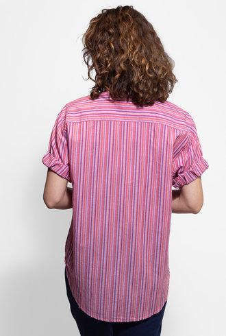 Xirena Channing Shirt Burnt Lilac