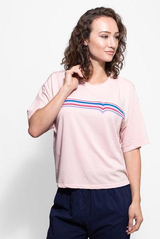 Xirena Jess Top Pink Sand