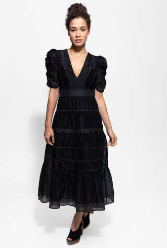 Ulla Johnson Odile Dress Noir