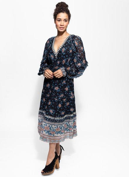 Ulla Johnson Romilly Dress Noir