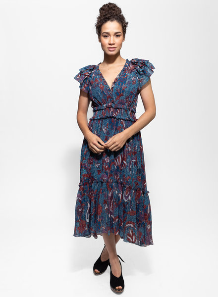 Ulla Johnson Cicely Dress Azul