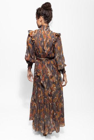 Ulla Johnson Constantine Dress Amber