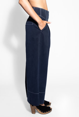 Ulla Johnson Brando Trouser Midnight