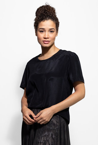 Loyd/Ford Silky Tee Black