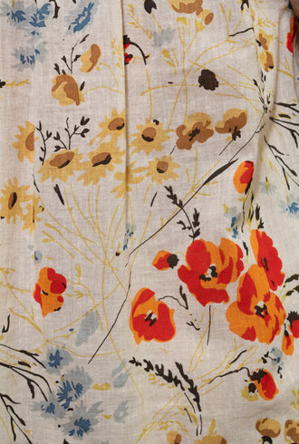 The Great The Derby Top Poppy Field Floral
