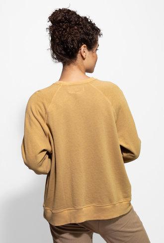 The Great The Slouch Sweatshirt Marled Sunrise