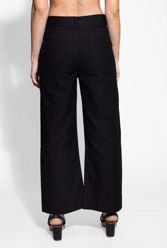 Apiece Apart Merida Pant Black