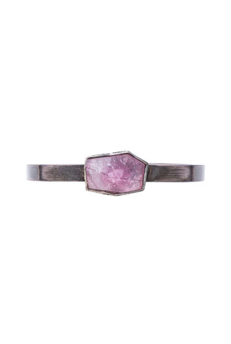Beth Orduna Design Pink Morganite Cuff