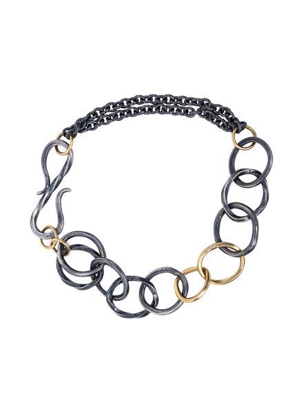Sarah McGuire Wrought Links Bracelet