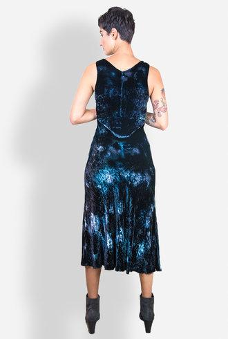 Raquel Allegra Tulip Dress Storm