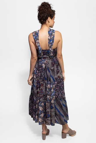 Ulla Johnson Naaila Dress Indigo