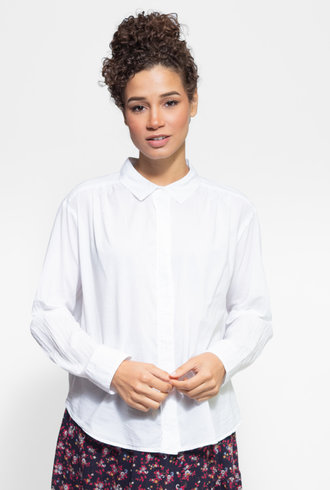 Xirena Beckett Shirt White