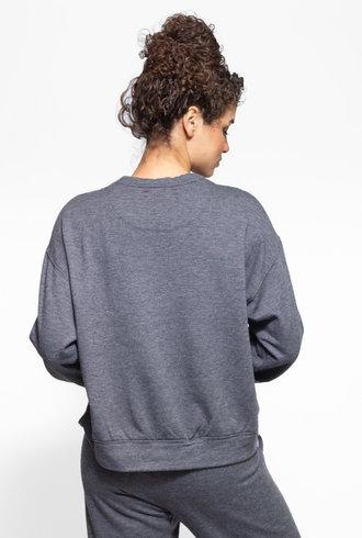 Xirena Carly Sweatshirt Over the Moon