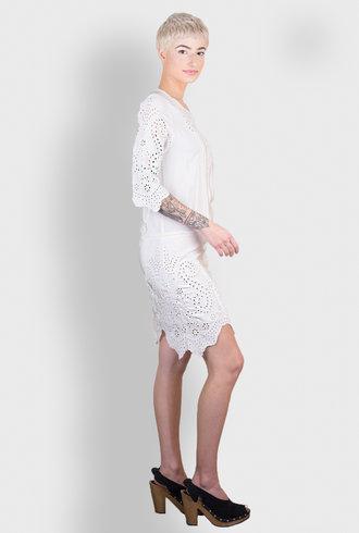 Ulla Johnson Delphine Dress Snow
