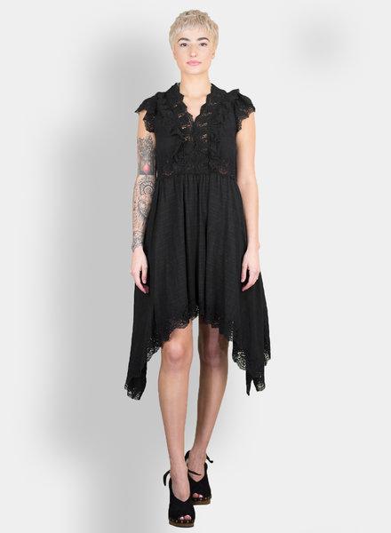 Ulla Johnson Lavinia Dress Noir