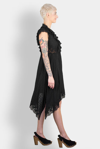 Ulla Johnson Lavinia Dress Noir