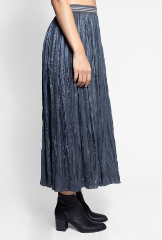 Burning Torch Lucid Long Skirt Smoke