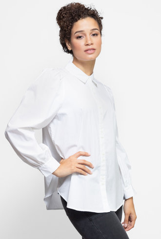 The Great The Scholar Button Up White
