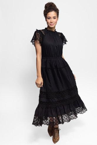 Ulla Johnson Octavia Dress Noir