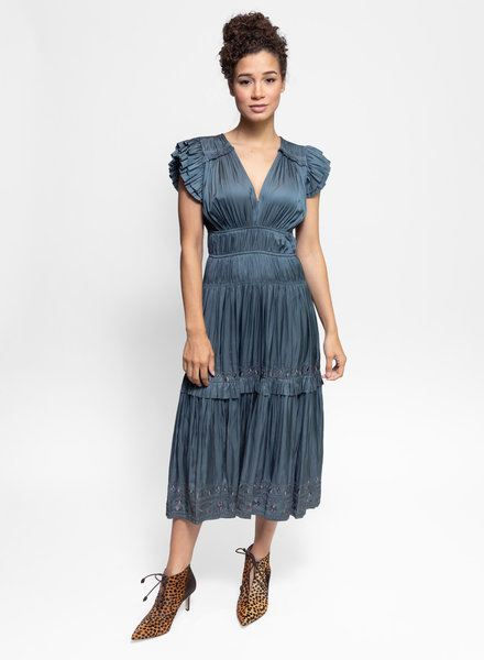 Ulla Johnson Claudia Dress Slate