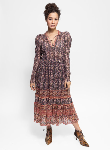 Ulla Johnson Alessandra Dress Midnight