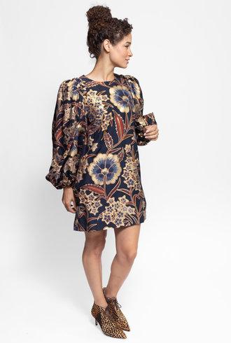 Ulla Johnson Claudine Dress Midnight