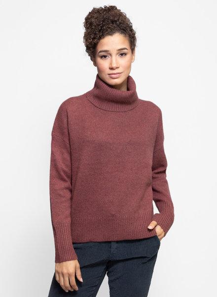 360 Sweater Raelynn Sweater Rosewood