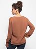 Inhabit Drapey V Sweater Spice