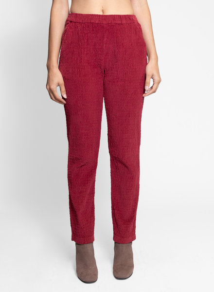 Local Cora Pants Cherry